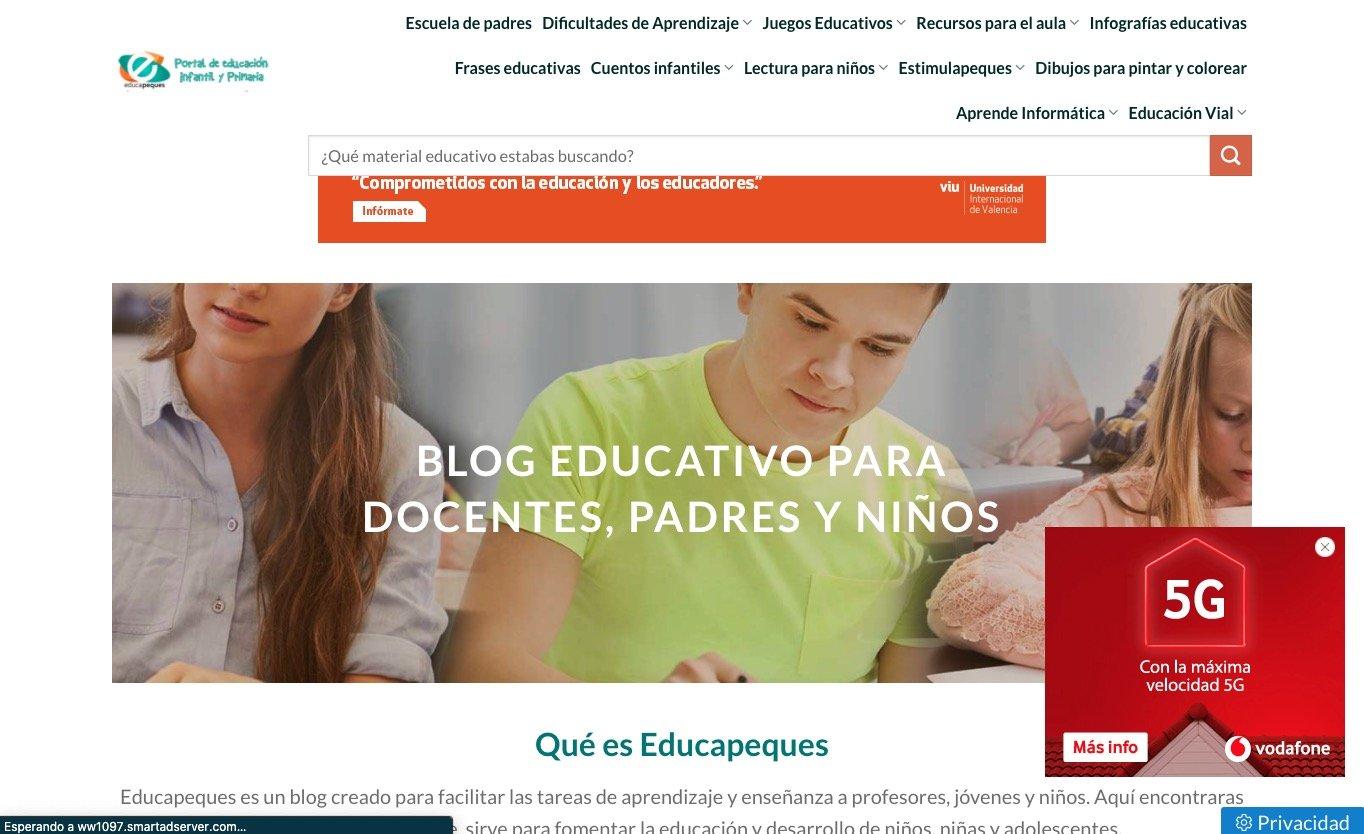 EducaPeques blog educación y educadores